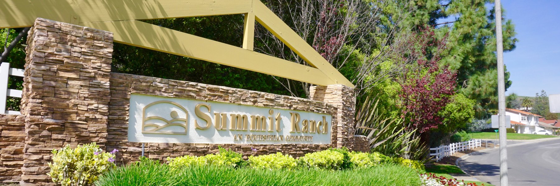 Summit Ranch is a community of homes in Chino Hills California
