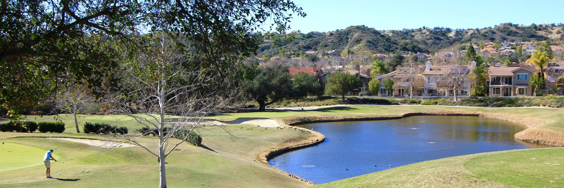 Andalusia is a community of homes in Coto de Caza California