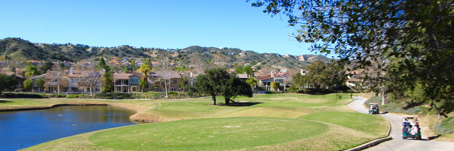 Arbours is a community of homes in Coto de Caza, California