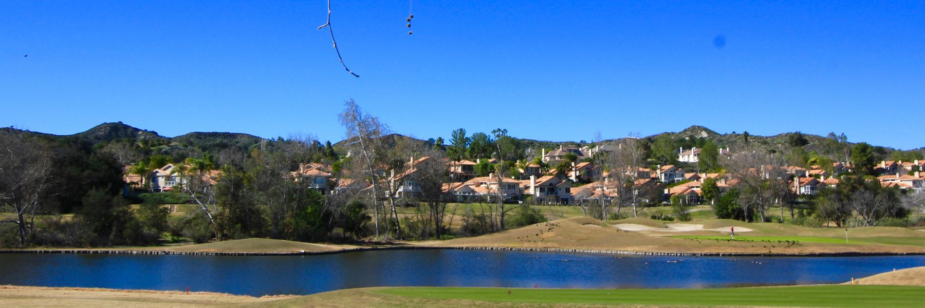 Fairway Oaks is a community of homes in Coto de Caza, California