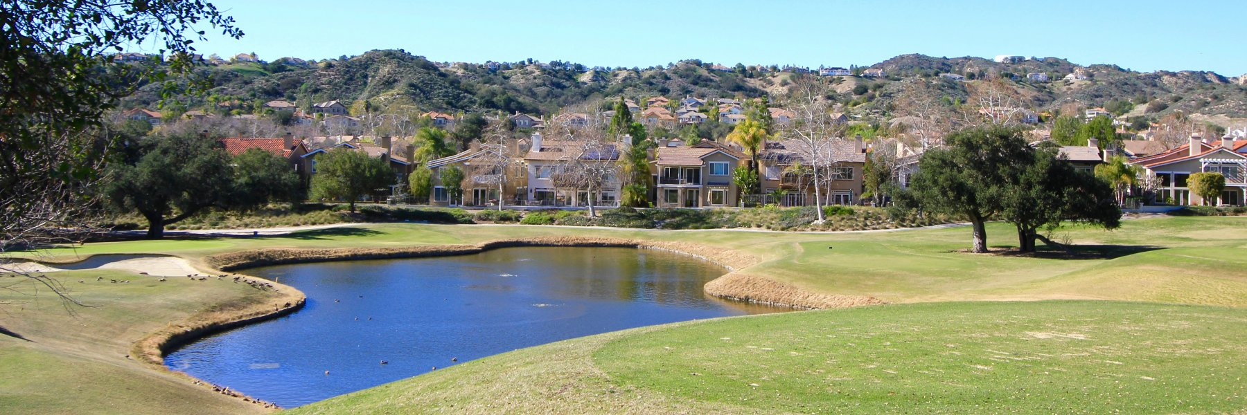 Oak Knoll is a community of homes in Coto de Caza, California