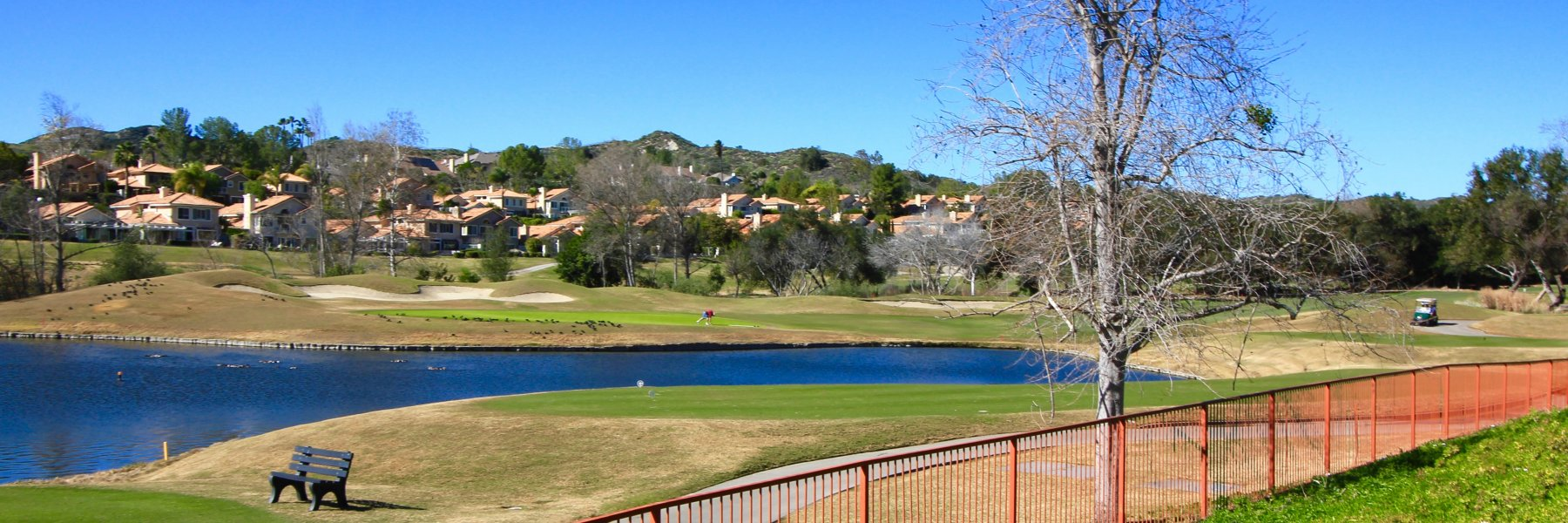 Oakmont is a community of homes in Coto de Caza, California