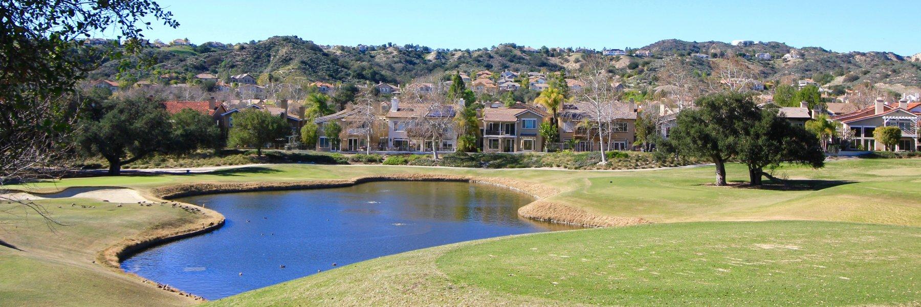 Rancho Colinas is a community of homes in Coto de Caza, California