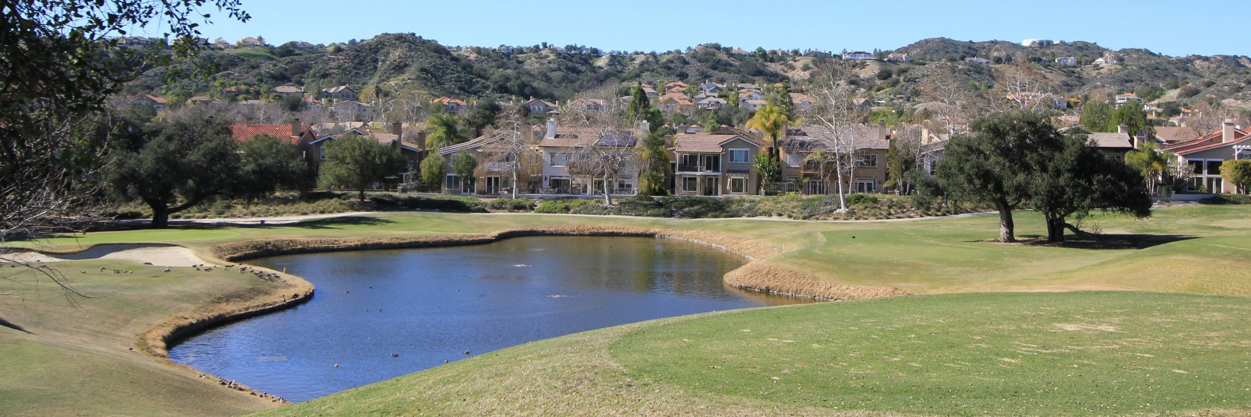 Tanglewood is a community of homes in Coto de Caza, California