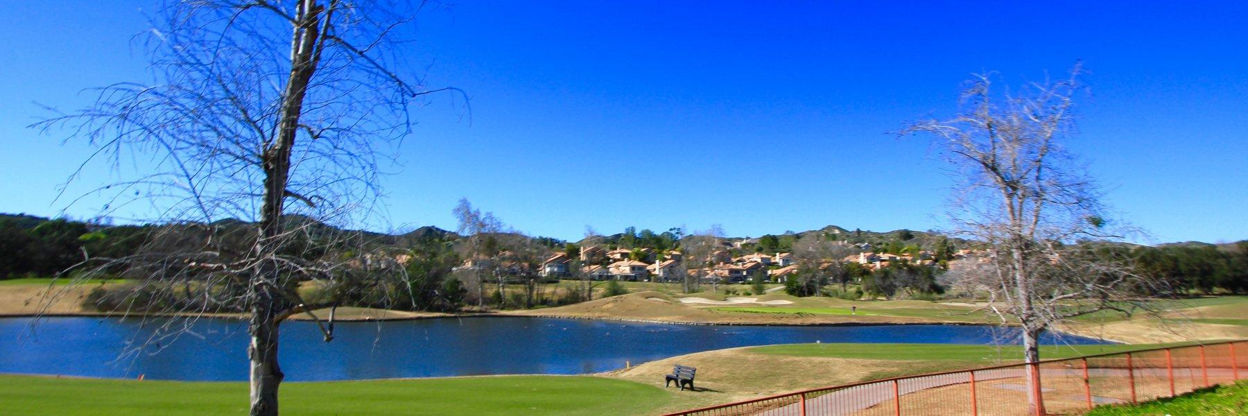Terraces is a community of homes in Coto de Caza, California