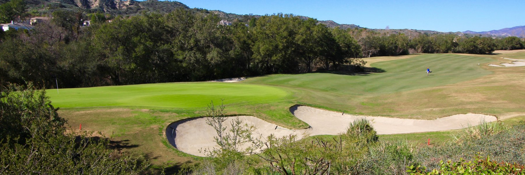 The Woods is a community of homes in Coto de Caza, California