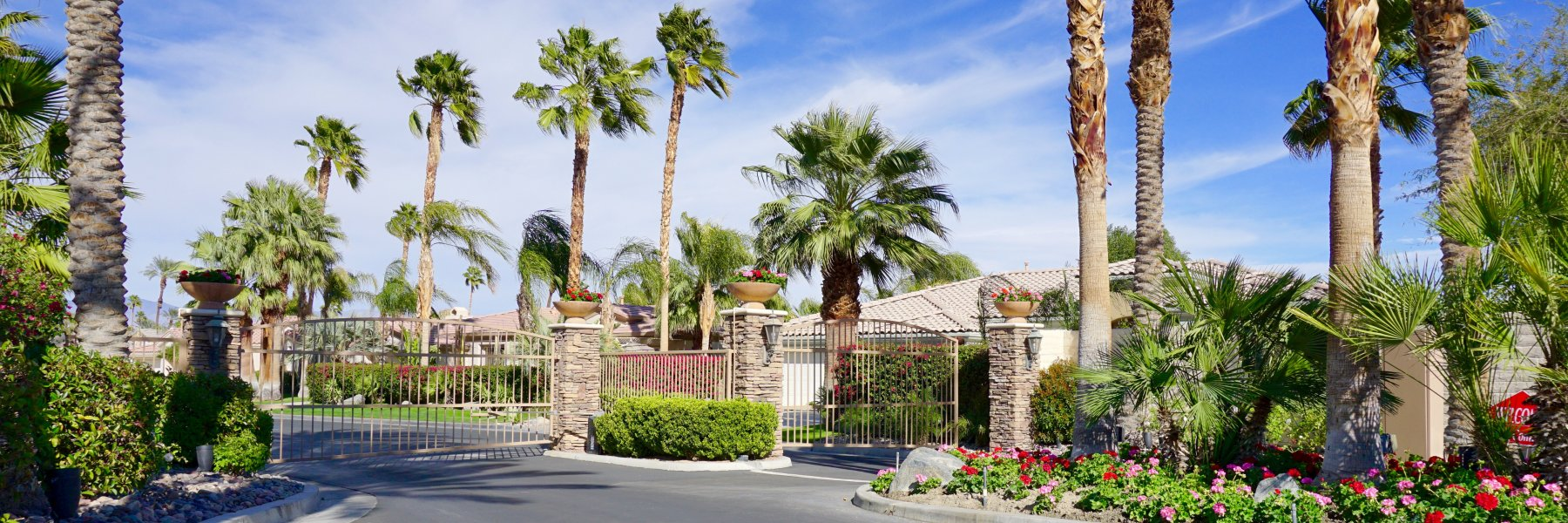 Colony Cove is a community of homes in Indian Wells California