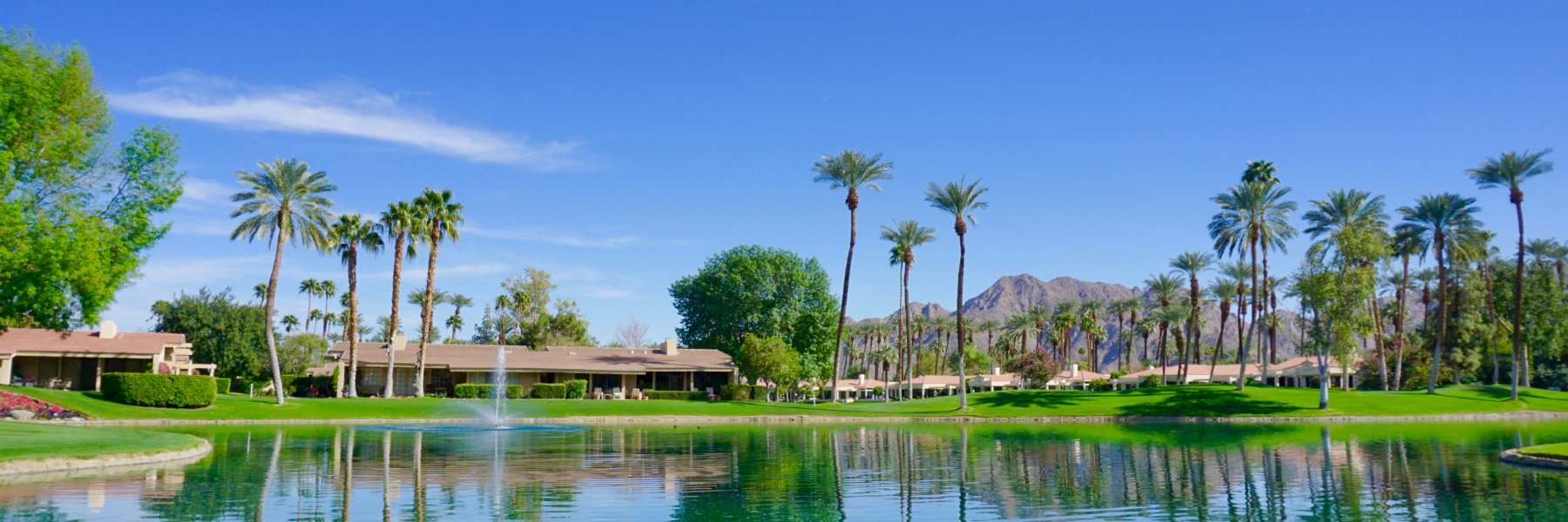 Desert Horizons Country Club is a community of homes in Indian Wells, California