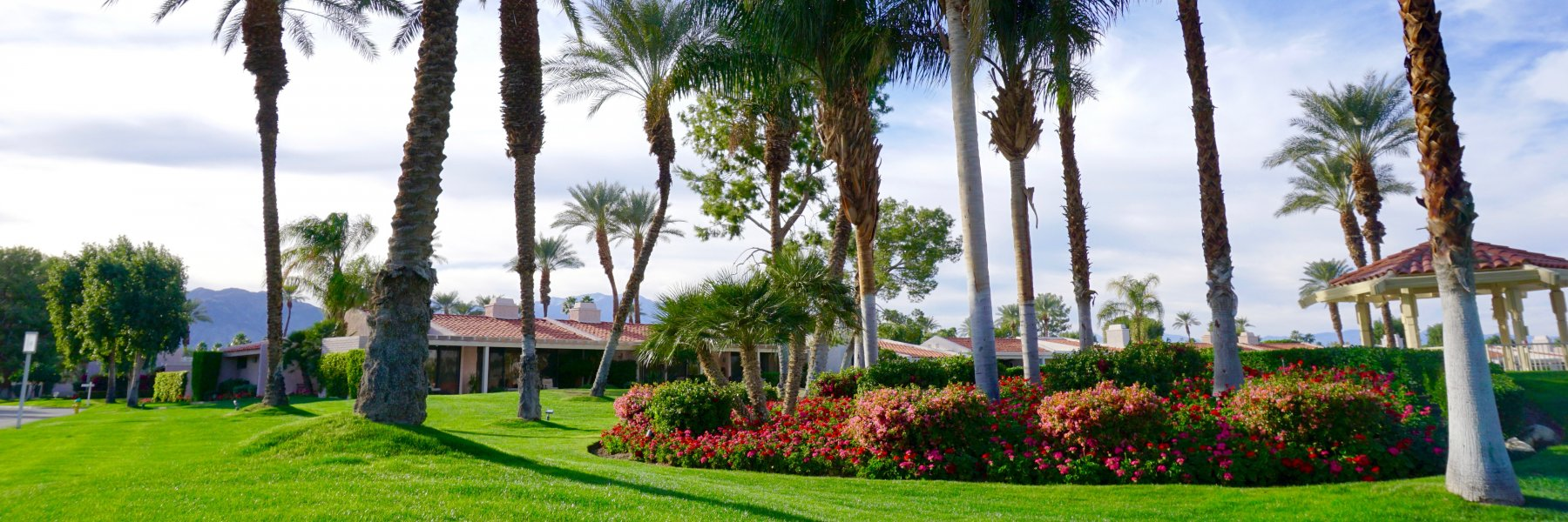 Dorado Villas is a community of homes in Indian Wells, California