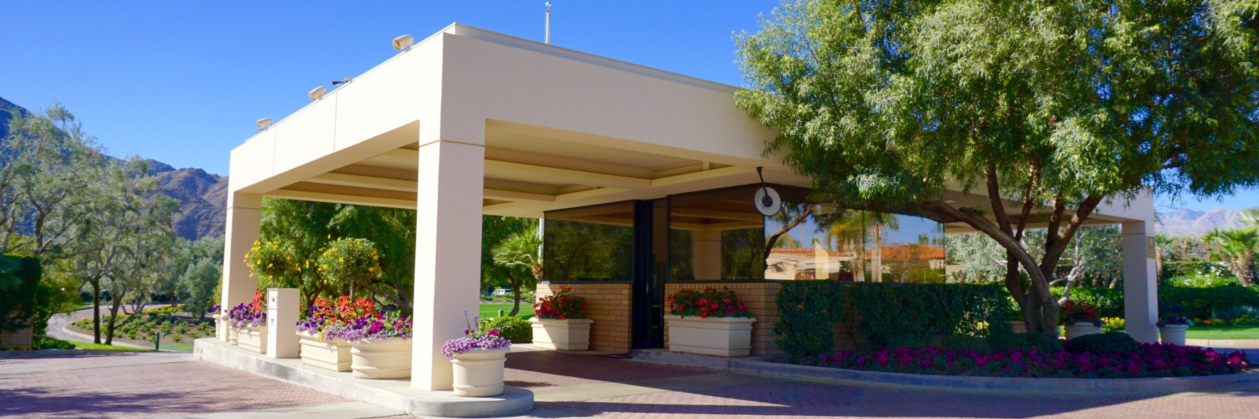 El Dorado Country Club is a community of homes in Indian Wells, California