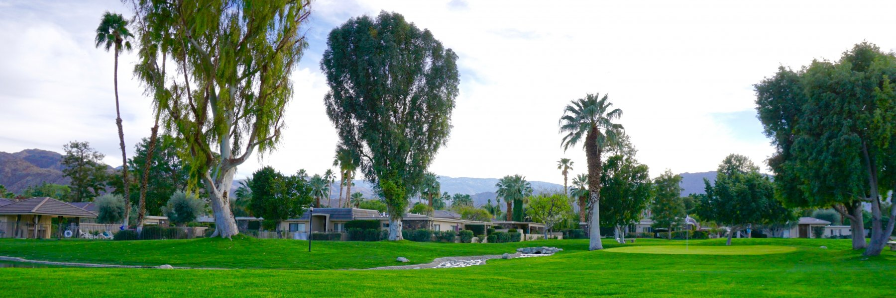 La Rocca is a community of homes in Indian Wells, California