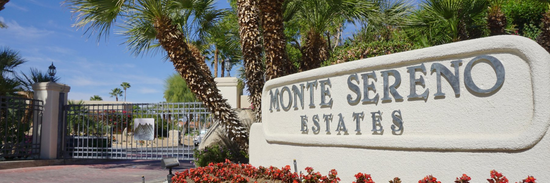 Monte Sereno Estates is a community of homes in Indian Wells, California