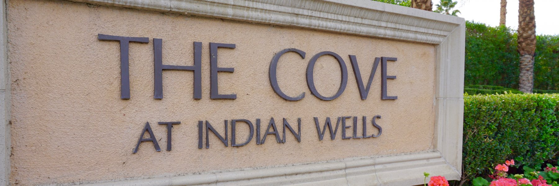 The Cove at Indian Wells is a community of homes in Indian Wells, California