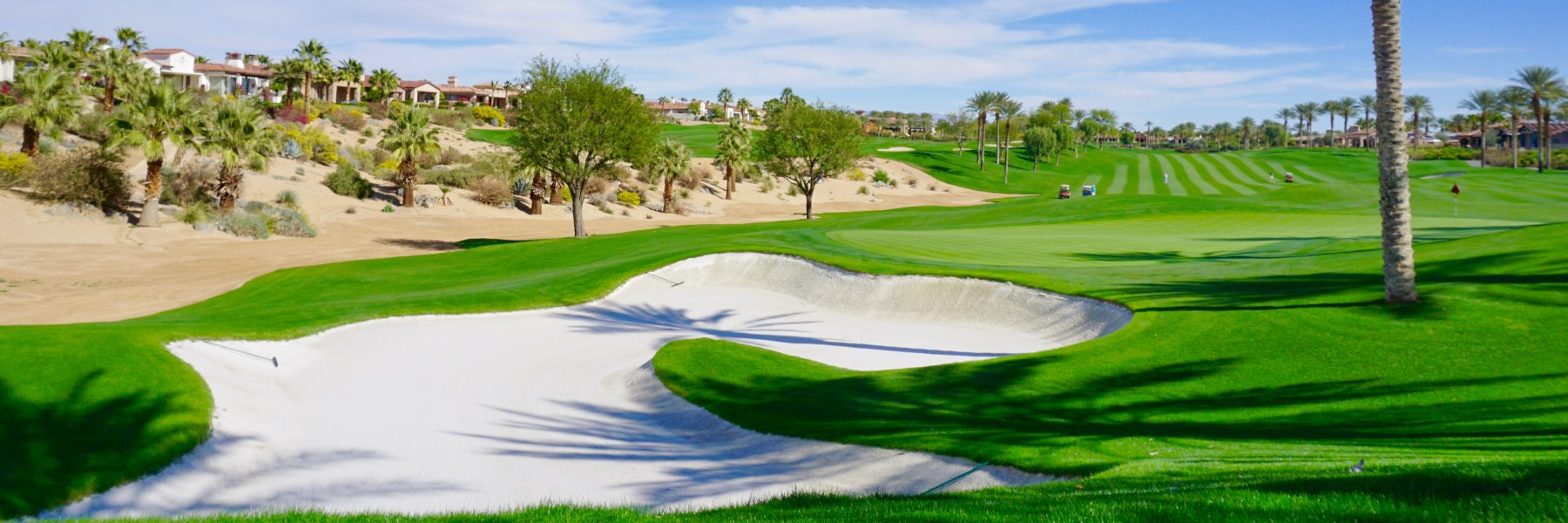 Toscana Country Club is a community of homes in Indian Wells, California