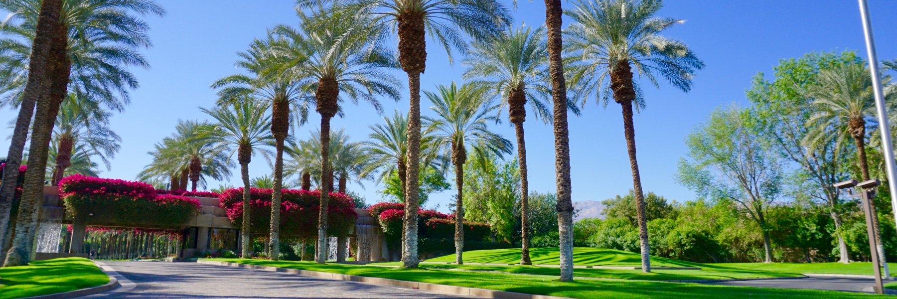 Vintage Country Club is a community of homes in Indian Wells, California