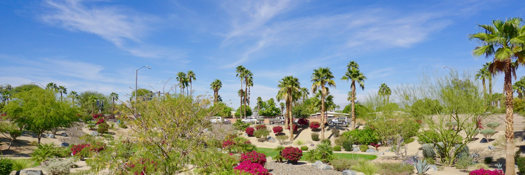 The Bridge at Jefferson is a community of homes in Indio California
