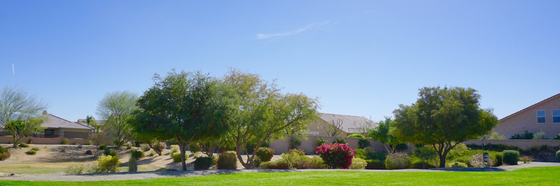 Foxstone is a community of homes in Indio California