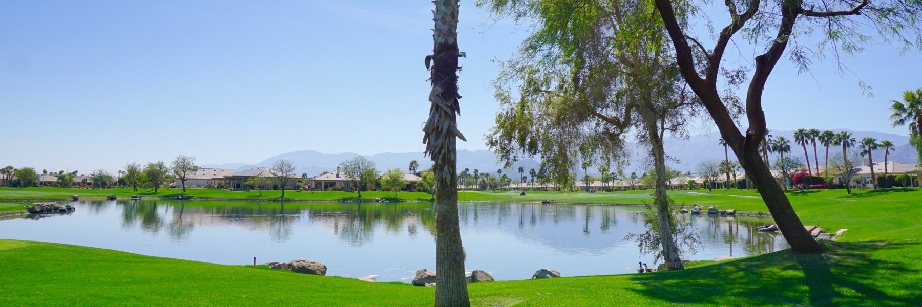 Heritage Palms Country Club is a community of homes in Indio California
