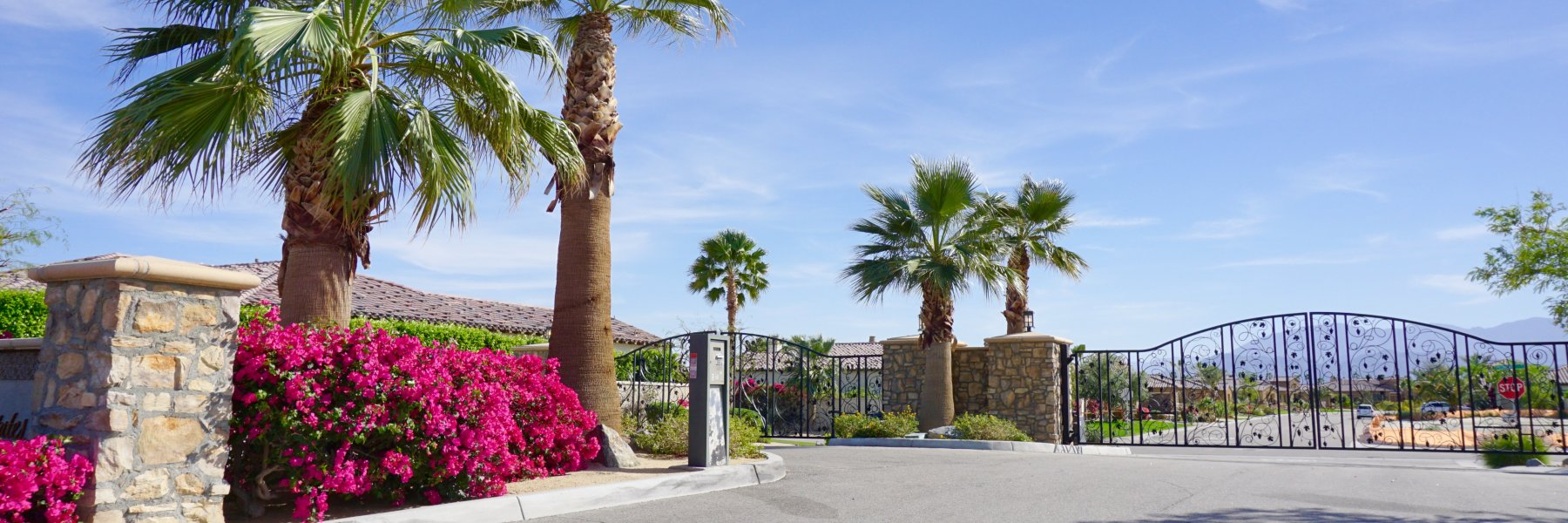 Madison Estates is a community of homes in Indio California