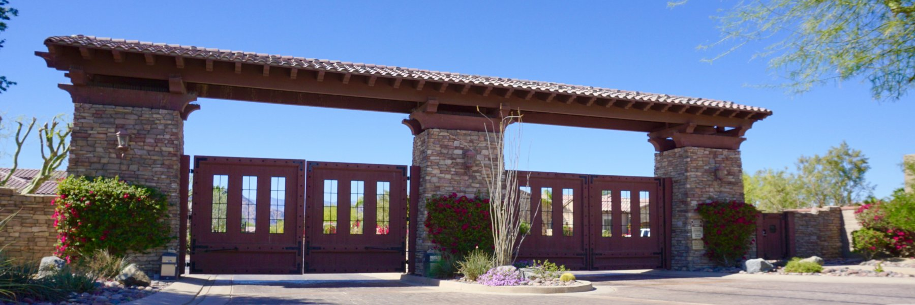 Montage at Santa Rosa is a community of homes in Indio California
