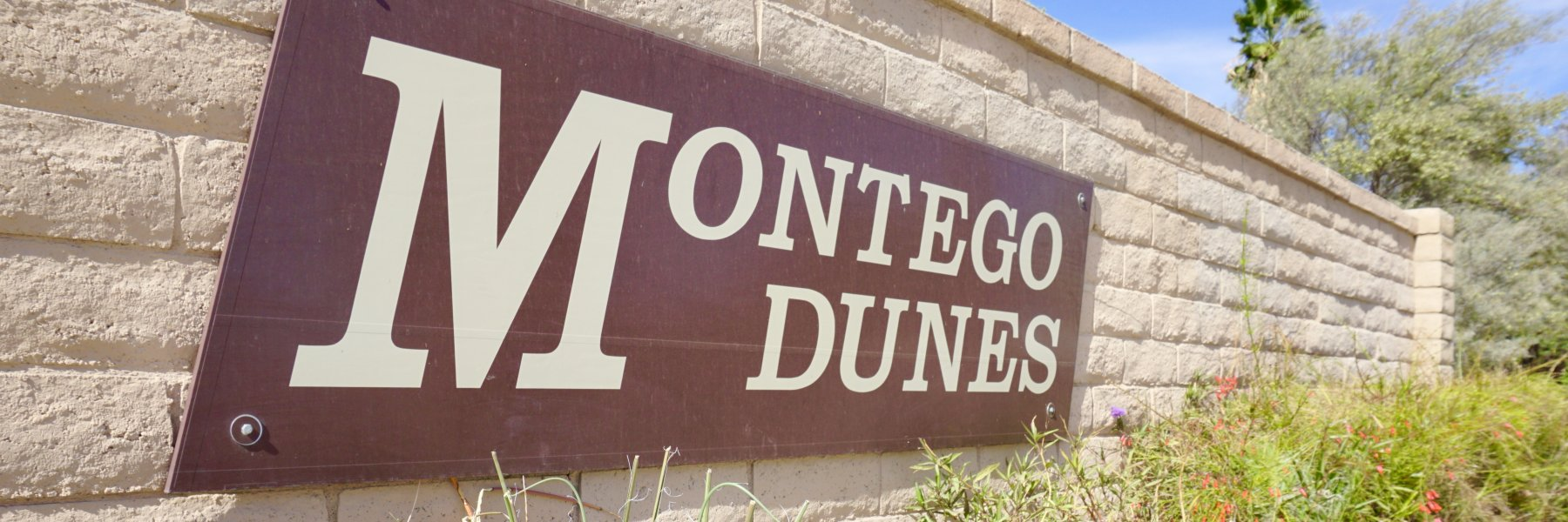 Montego Dunes is a community of homes in Indio California