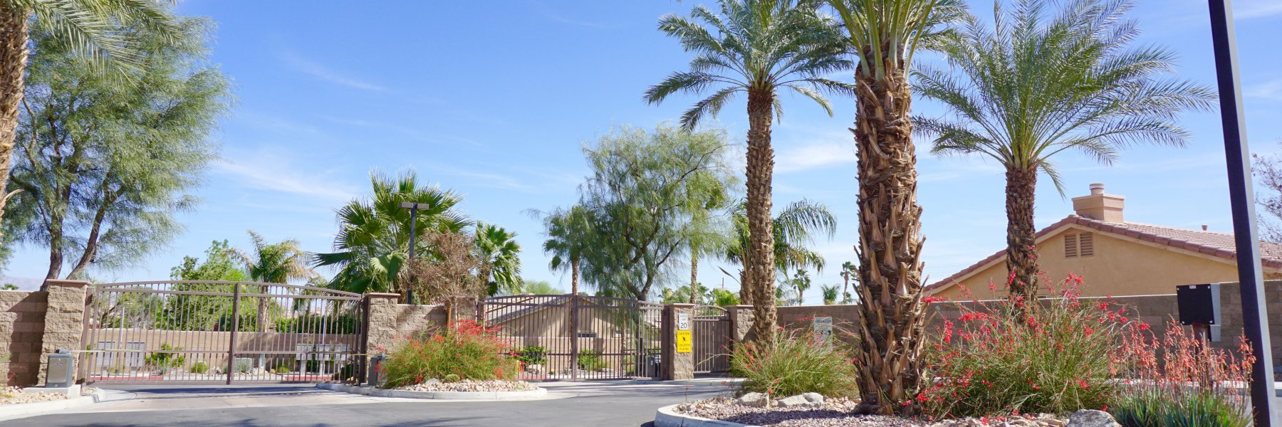 Monticello II is a community of homes in Indio California