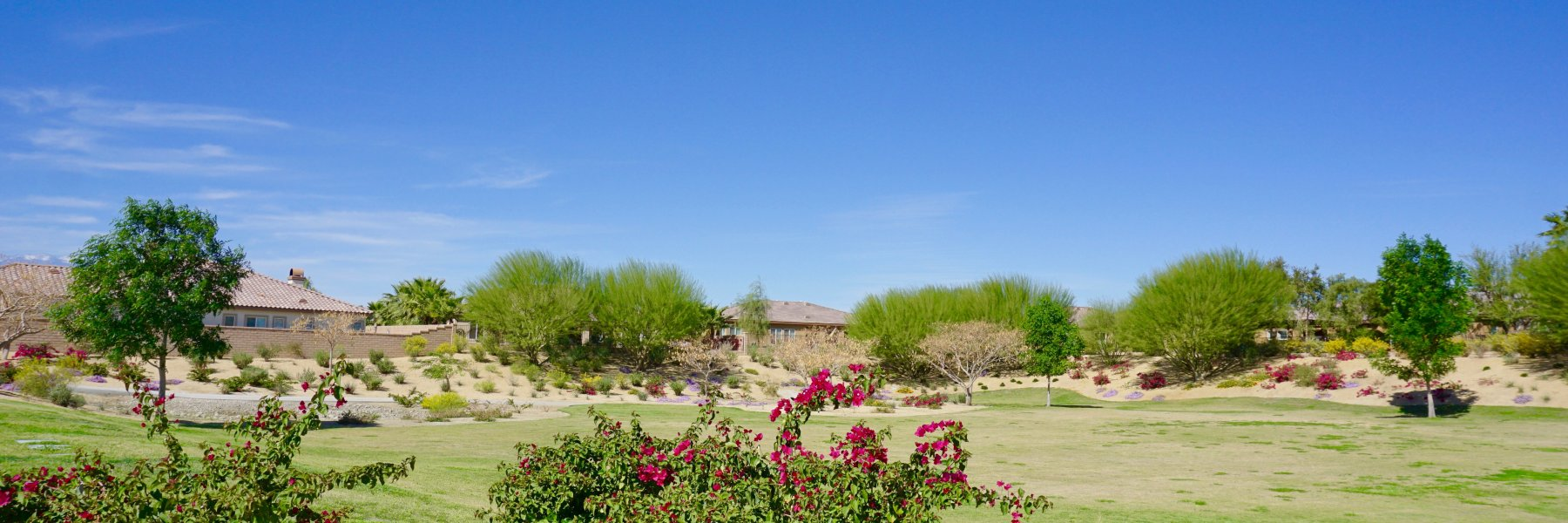 Ponderosa Villas is a community of homes in Indio California