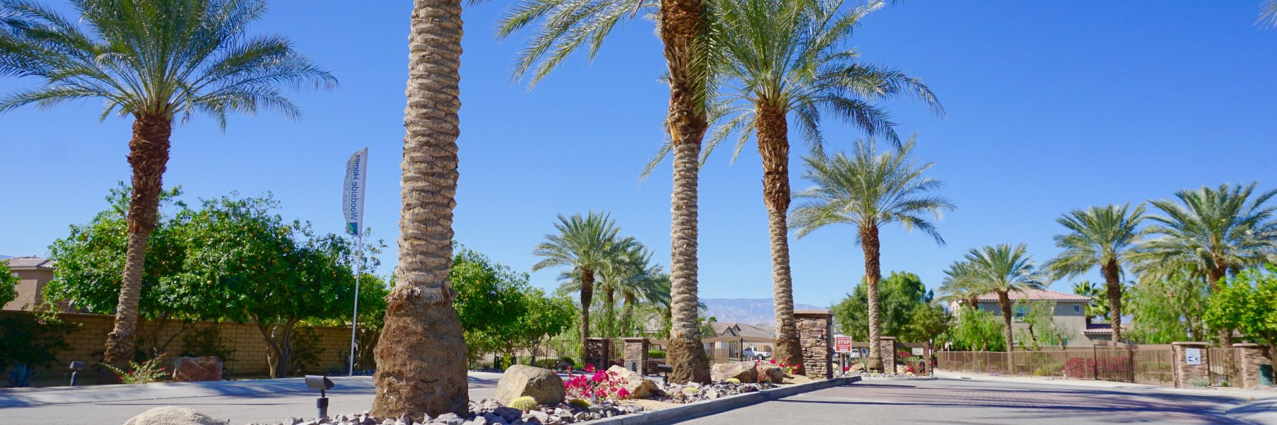Shadow Hills is a community of homes in Indio California