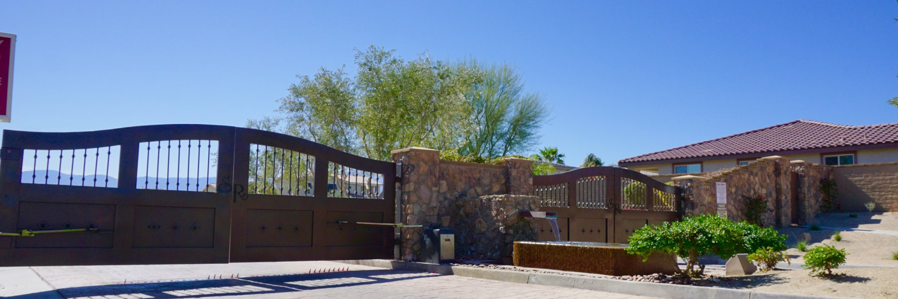 Shadow Ranch is a community of homes in Indio California
