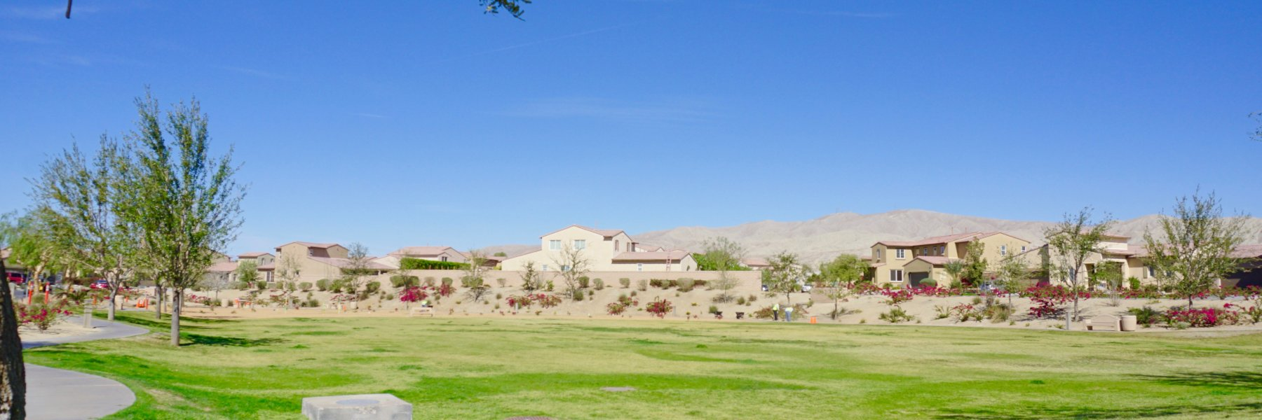 Sonora Wells is a community of homes in Indio California