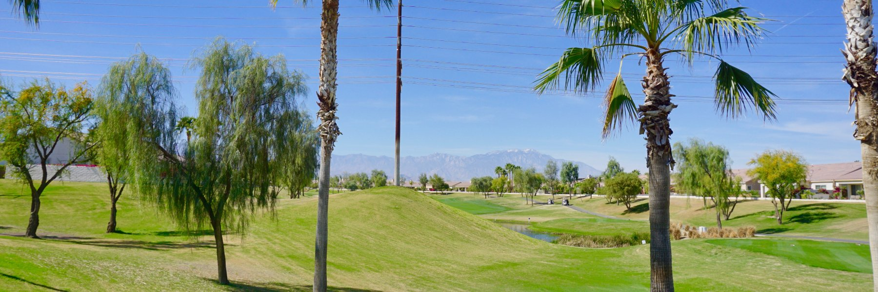 Sun City Shadow Hills is a community of homes in Indio California