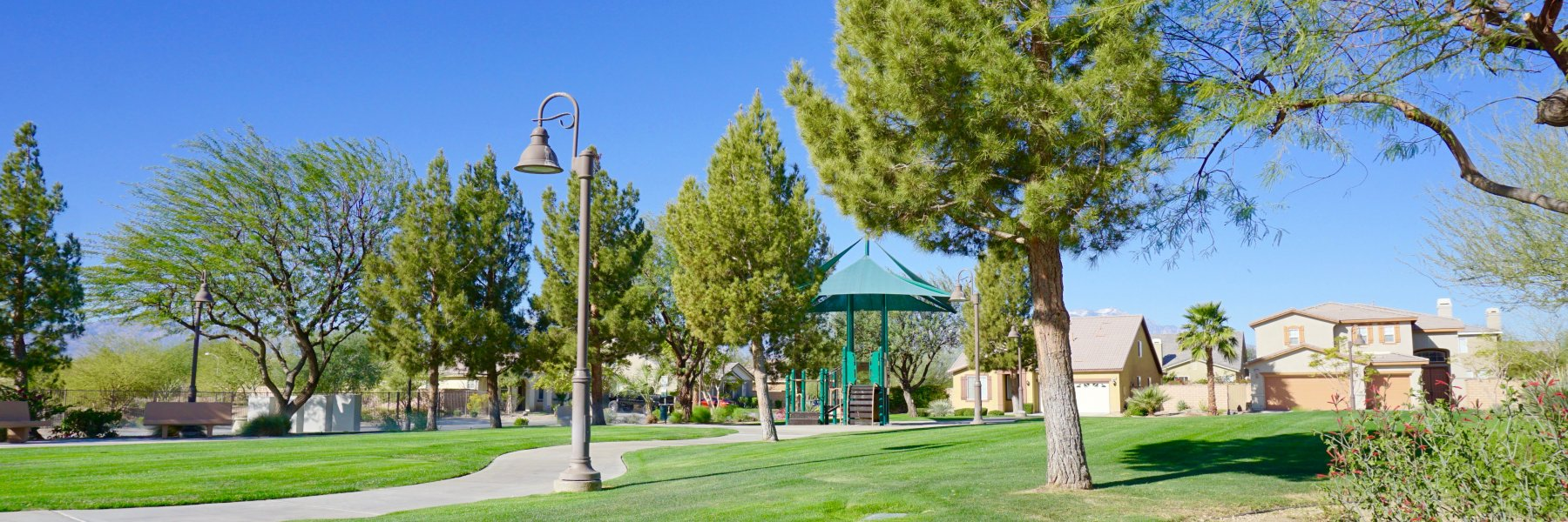 Talavera is a community of homes in Indio California