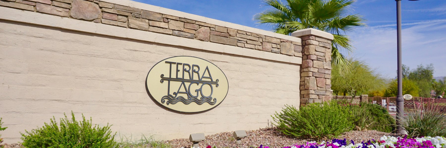 Terra Lago is a community of homes in Indio California