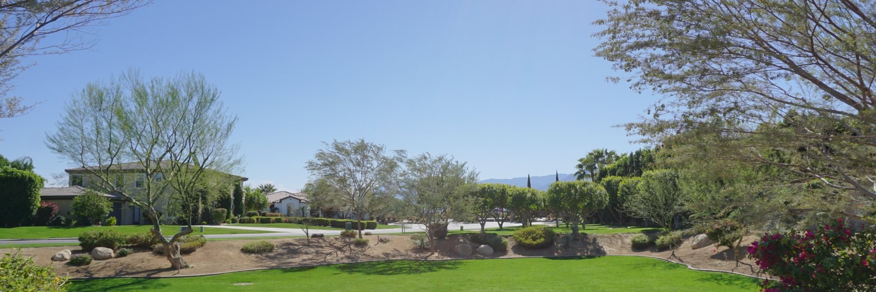 The Orchard is a community of homes in Indio California