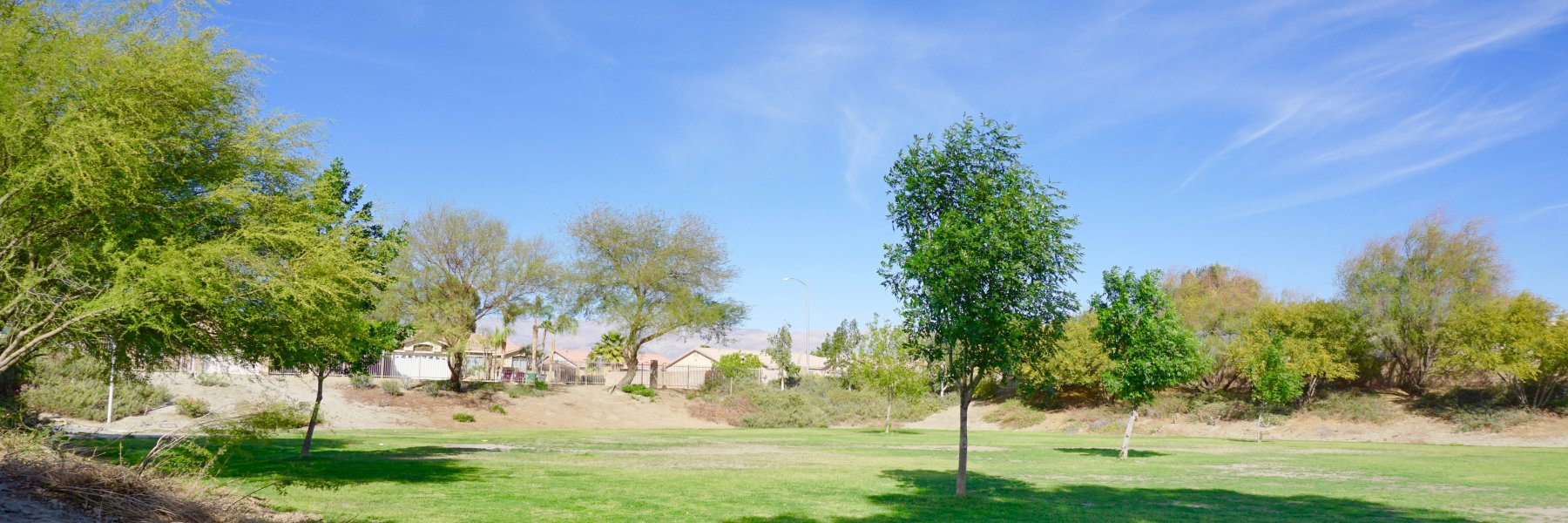 Villa Montego is a community of homes in Indio California