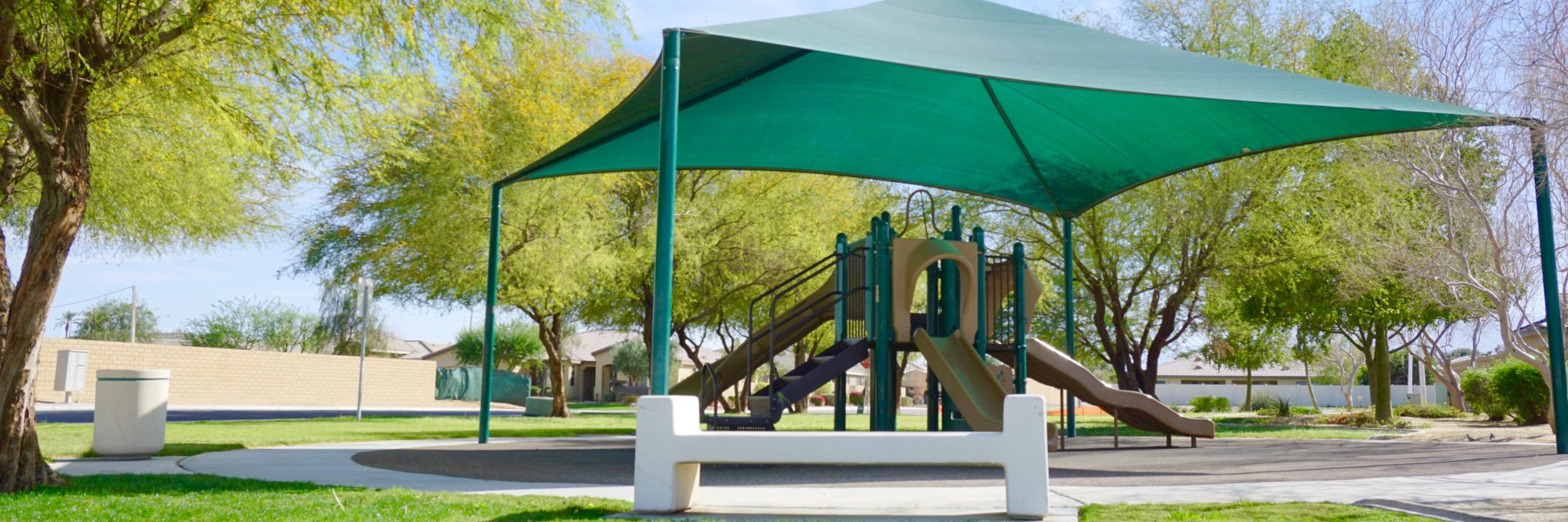 Whittier Ranch is a community of homes in Indio California