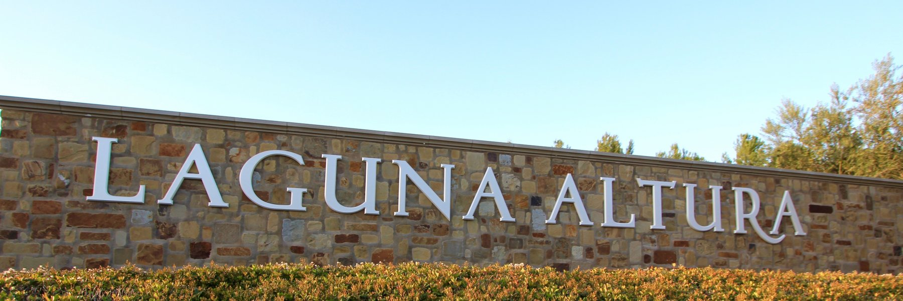 Laguna Altura is a community of homes in Irvine California