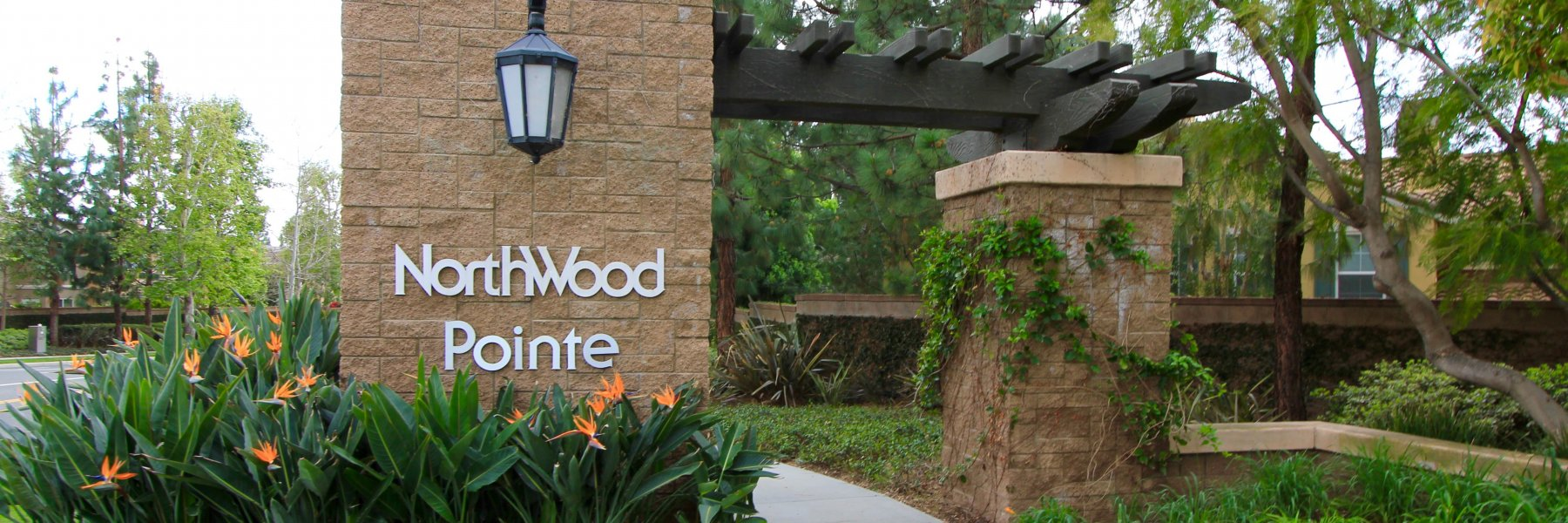 Northwood Pointe is a community of homes in Irvine California