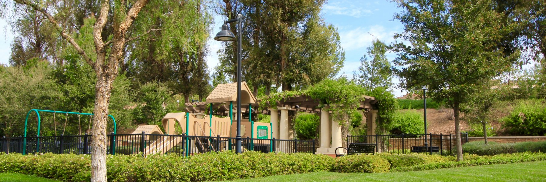 Portola Springs is a community of homes in Irvine California