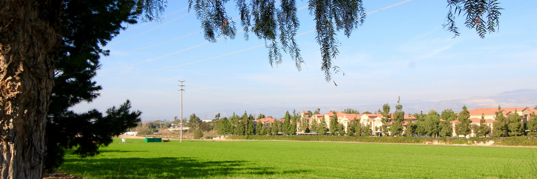 Quail Hill is a community of homes in Irvine California