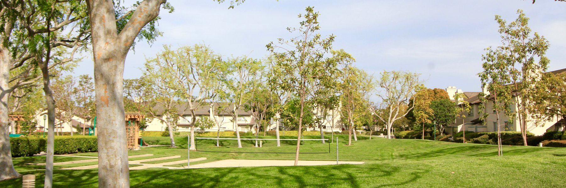 University Town Center is a community of homes in Irvine California