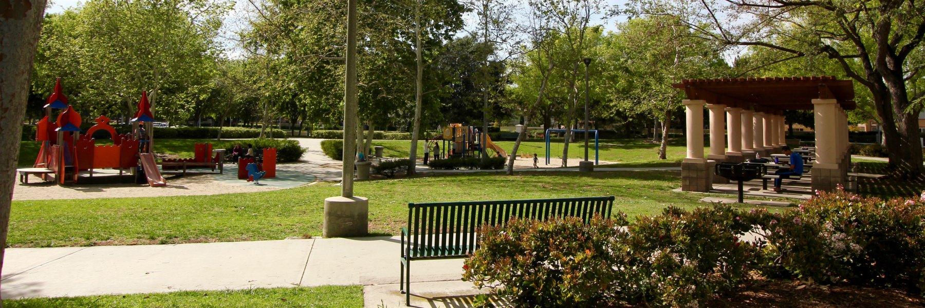 Westpark II is a community of homes in Irvine California