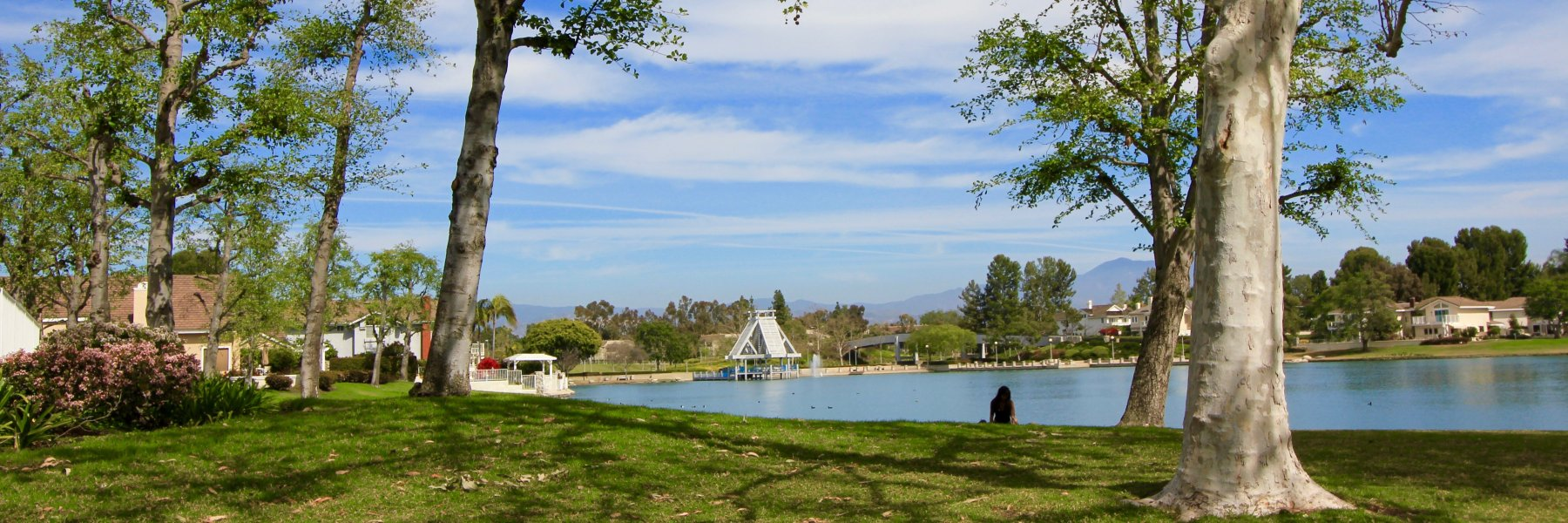 Woodbridge is a community of homes in Irvine California
