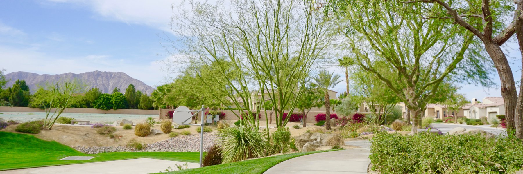 Carmela is a community of homes in La Quinta California