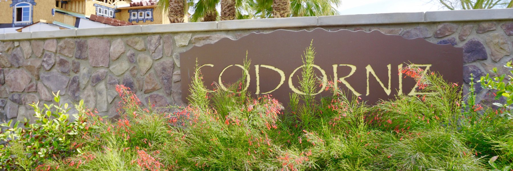 Codorniz is a community of homes in La Quinta California