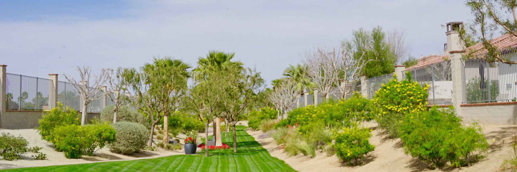 Coral Mountain is a community of homes in La Quinta California