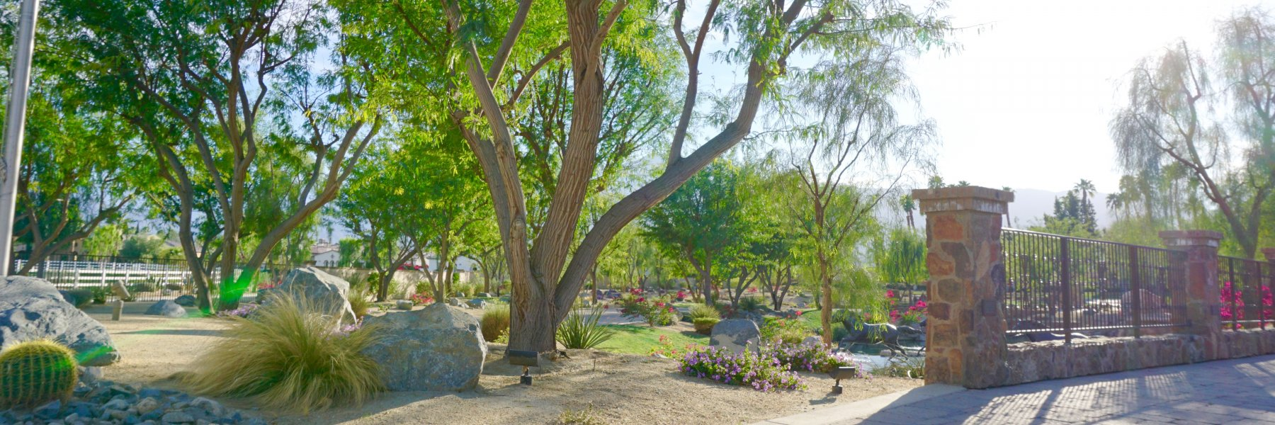 Griffin Ranch is a community of homes in La Quinta California