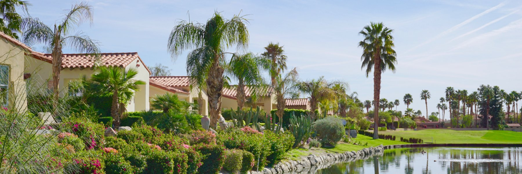 Haciendas at La Quinta is a community of homes in La Quinta California
