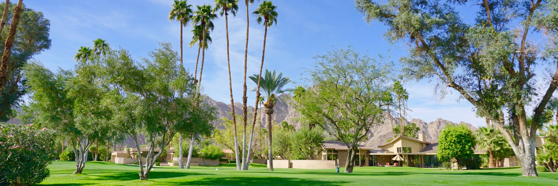 La Quinta Country Club  is a community of homes in La Quinta California