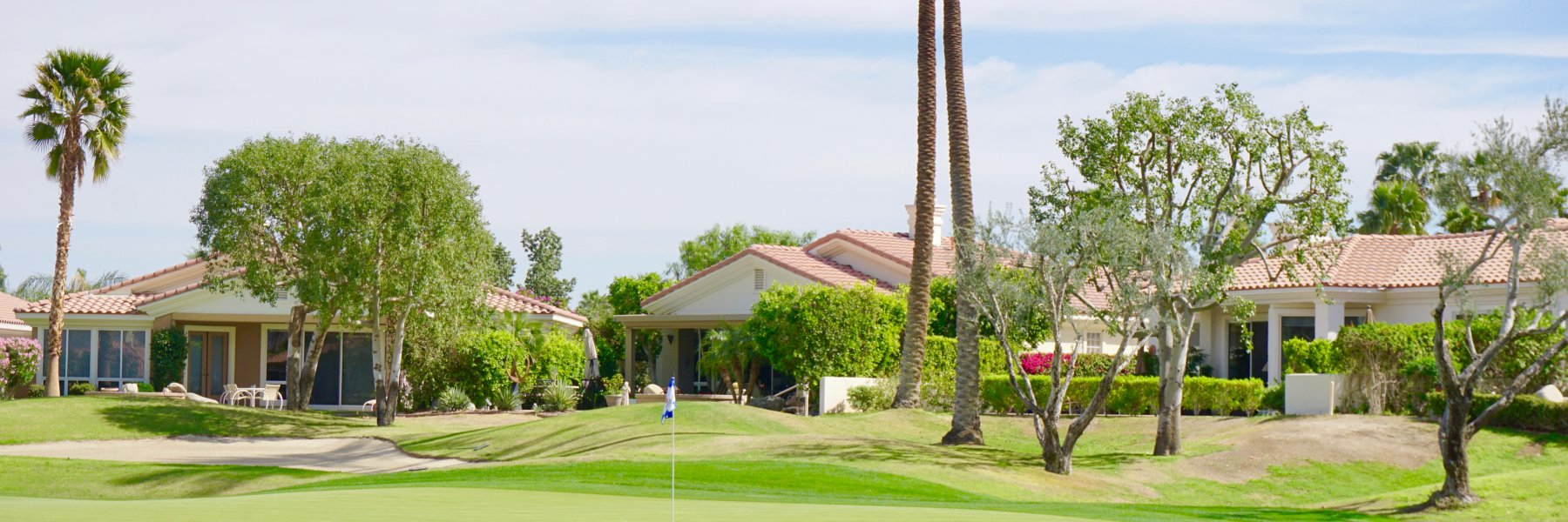 La Quinta Fairways is a community of homes in La Quinta California